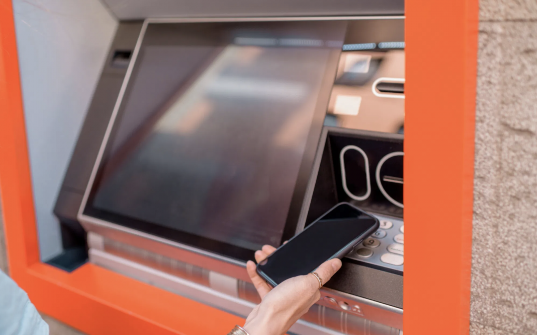 How to power up ATMs with mobile banking